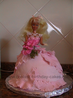 Coolest Barbie Cake Designs To Make Awesome Barbie Cakes