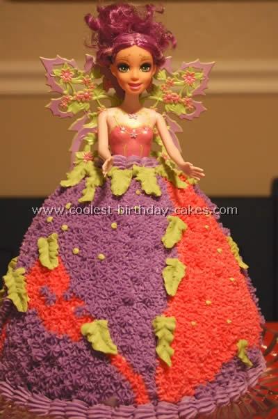 Coolest Barbie Doll Cake Ideas