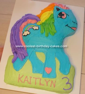 My Little Pony Rainbow Dash Birthday Party Via Kara S Ideas Karaspartyideas Com Invitation