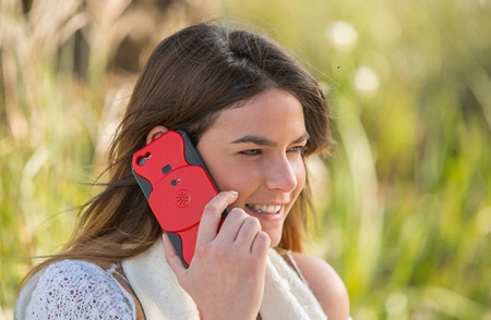 Just in Case Phone