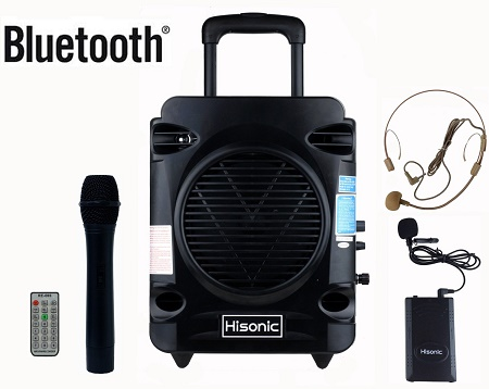 Hisonic Portable PA System