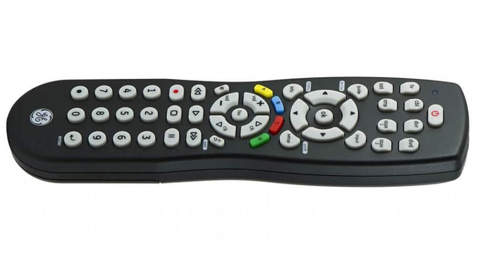 GE 8-Device Universal Remote