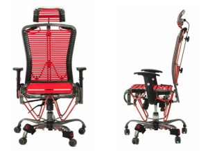 the gymygym chair  workout at work » coolest gadgets