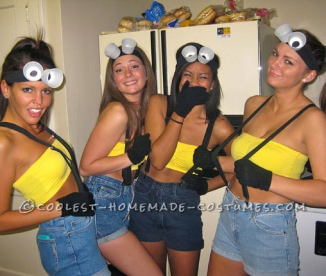 Top  Last Minute Sexy Halloween Costume Ideas For Groups