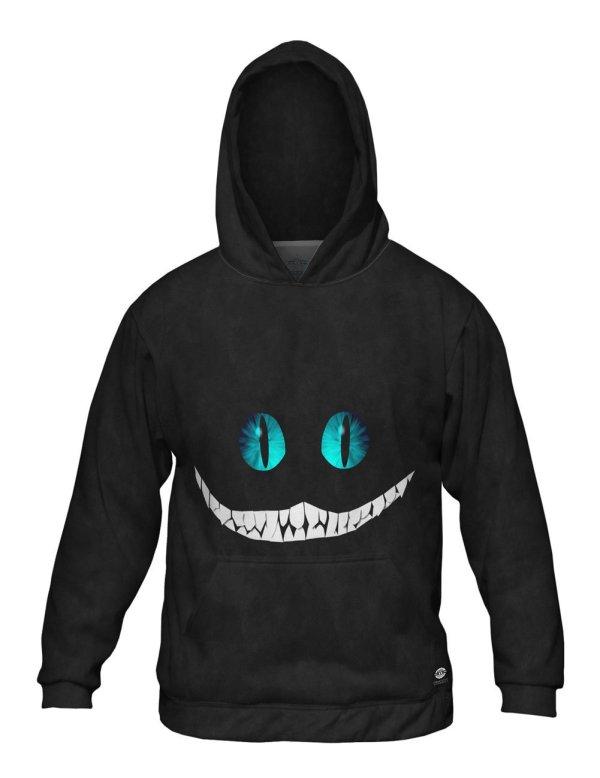 Cheshire Cat hoodie lg