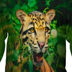 Jungle Leopard hoodie