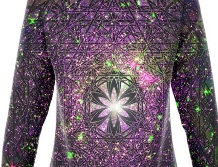 Mystical Hoodie Dress