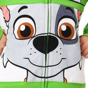 Rocky Paw Patrol Hoodie Green