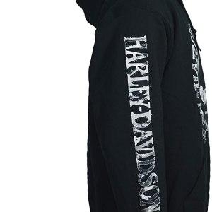 Harley Davidson Military Hoodie