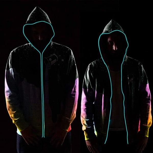 LED Hoodies