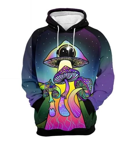 Psychedelic Mushroom Hoodie
