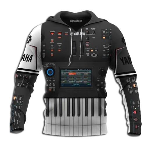 Yamaha Keyboard Hoodie