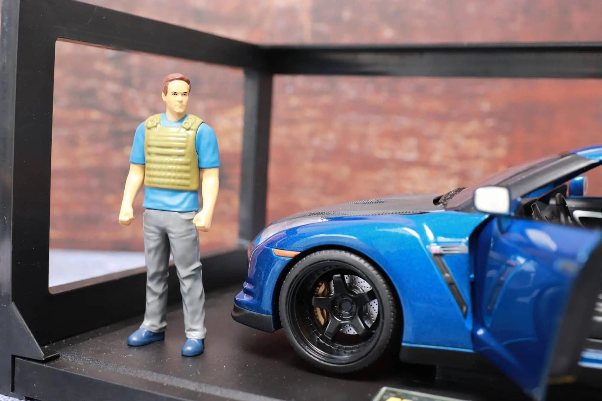 Jada TOys Hollywood Cars Fast Furious 3