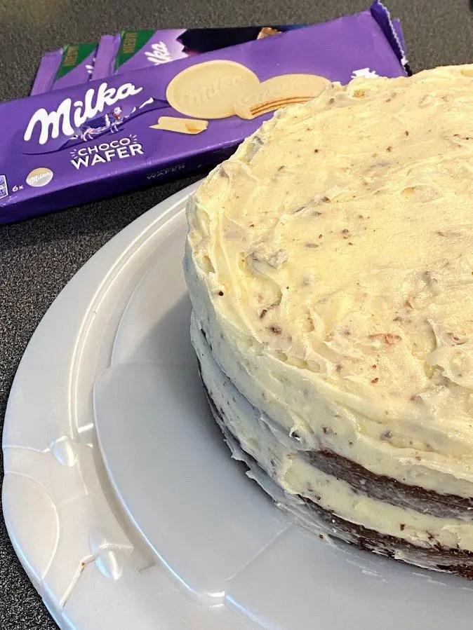 milka taart 1