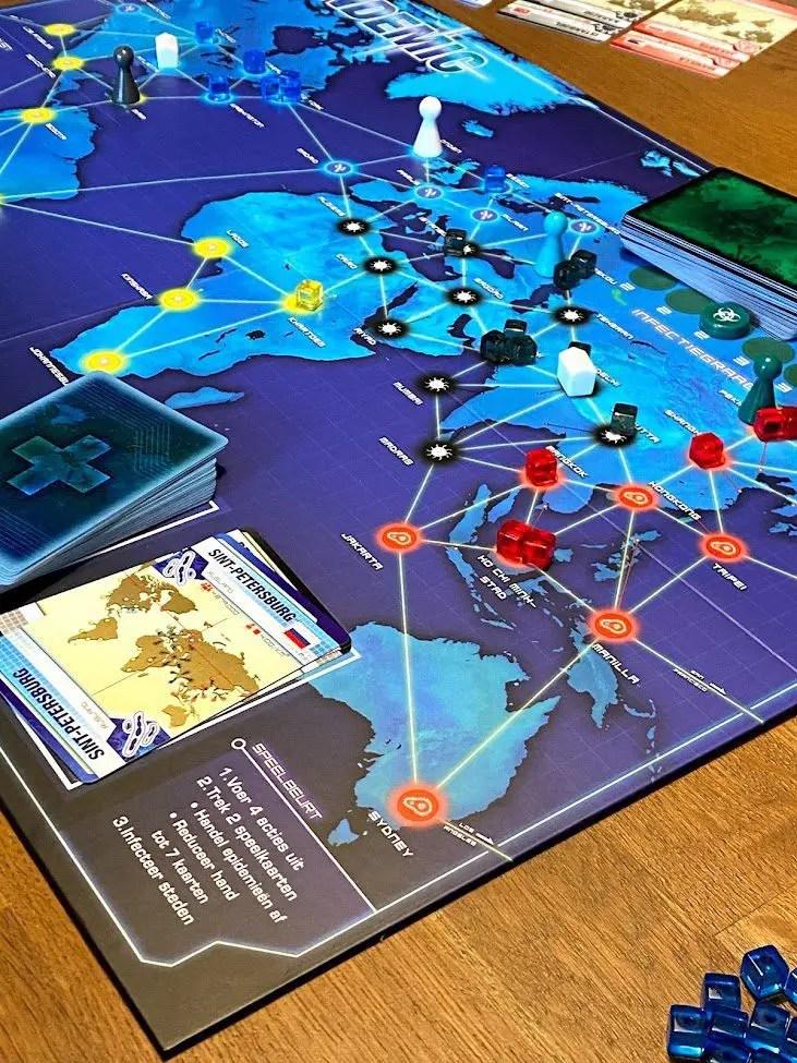 pandemic bordspel
