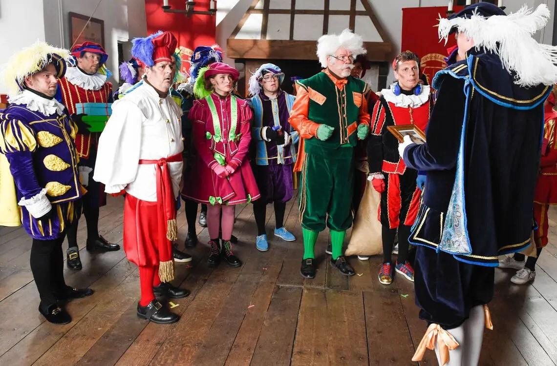 De Grote Sinterklaasfilm Trammelant in Spanje st 10