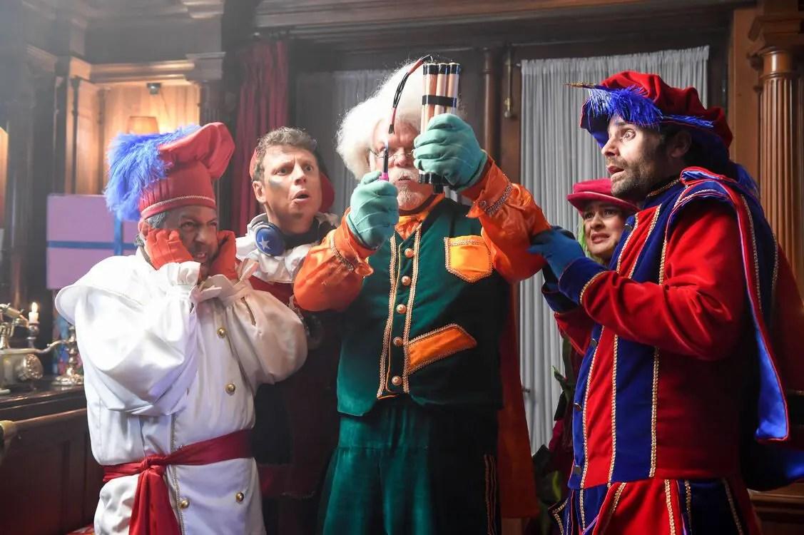 De Grote Sinterklaasfilm Trammelant in Spanje st 3