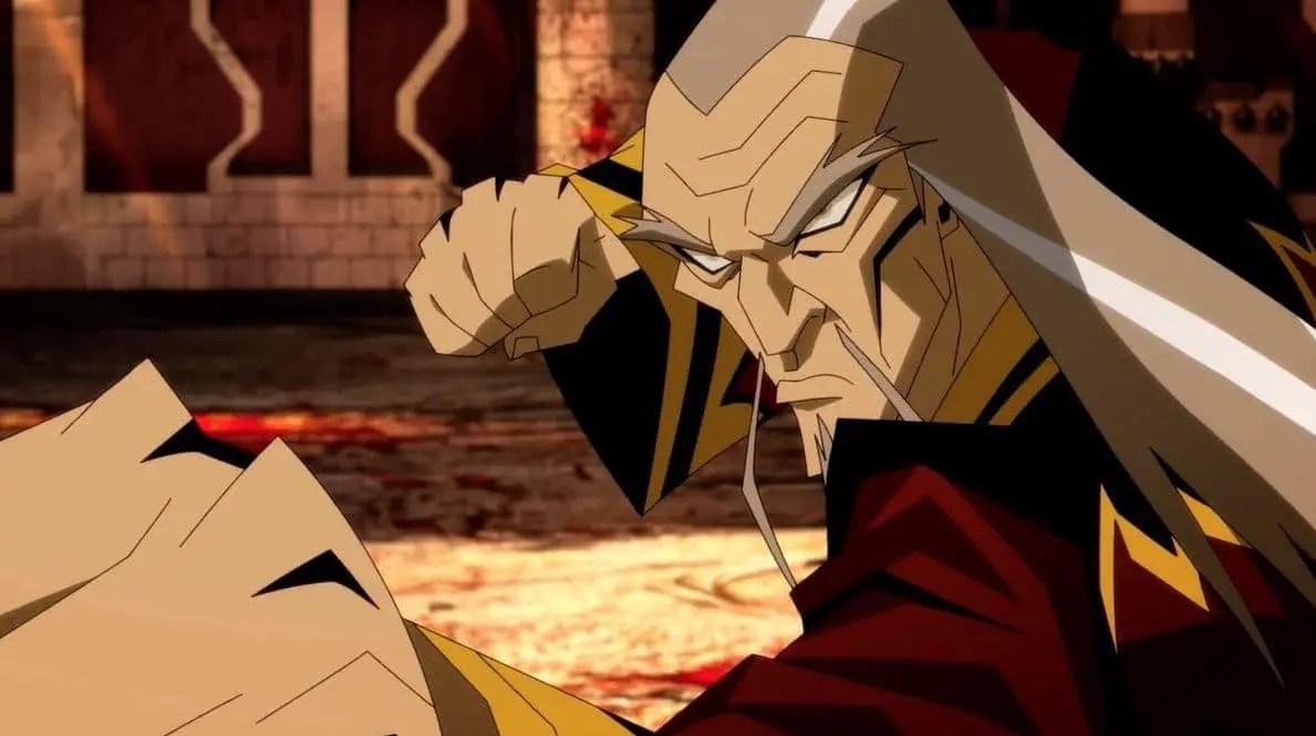 Mortal Kombat Legends Battle of the Realms 2