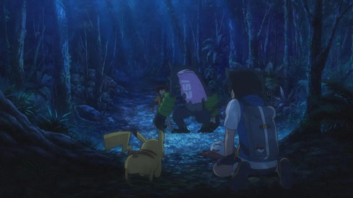 Pokemon Secrets of the Jungle 5