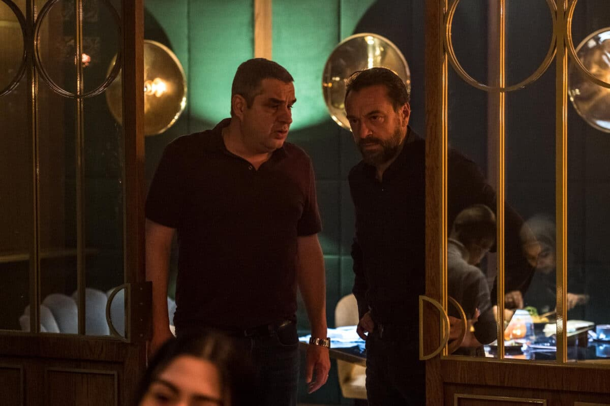 Undercover seizoen 3 restaurant