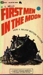Poster for the film 'First Men in The Moon'