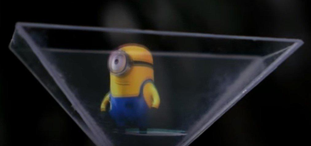Hologramm Projektor