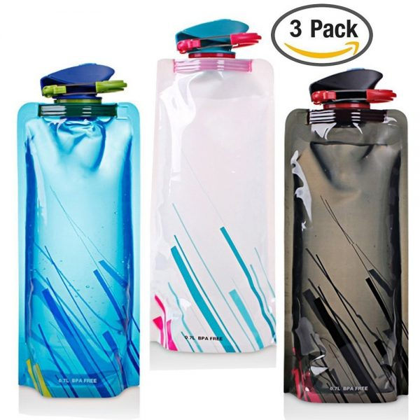 Faltbare Wasserflasche Outdoor Gadget Sport Gadget