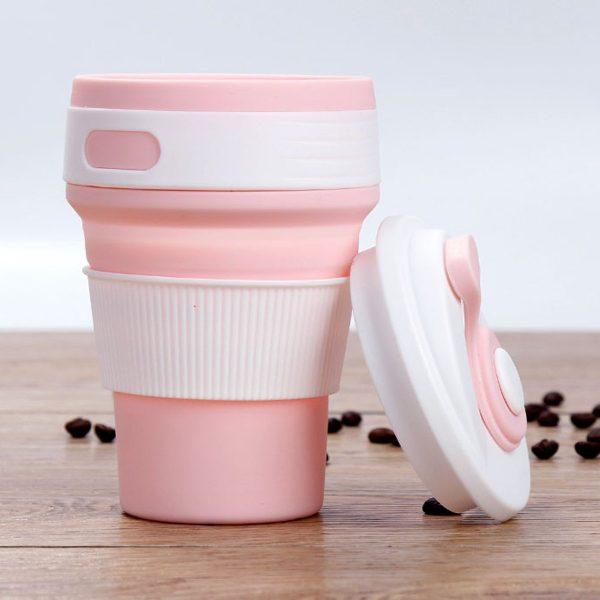 Faltbarer Coffee-to-go-Becher Haushalt Gadget