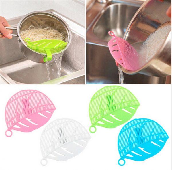 Geniale Abtropfhilfe – cooles Gadget für die Küche