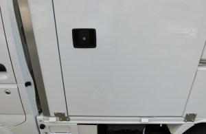 強中温冷凍車 ワンタッチスライドドア