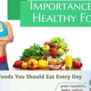 gezonde voedingsmiddelen die u elke dag moet eten