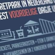 Welk pretpark in Nederland in het meest voordeligste dagje uit?