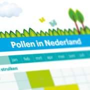 lentekriebels pollenkalender
