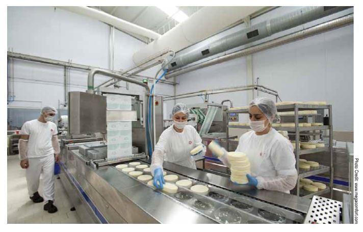 Refrigeration In Food Processing Amp Cold Chain Cooling