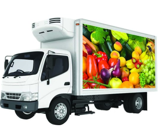 Cold Chain Logistics Supply Food