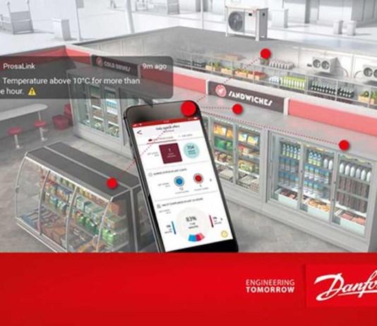 Danfoss Prosalink App