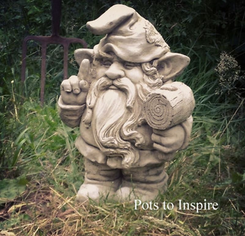 Sparta Gnome With Hammer (Gn3) - Coolings Garden Centre on Sparta Outdoor Living id=30463