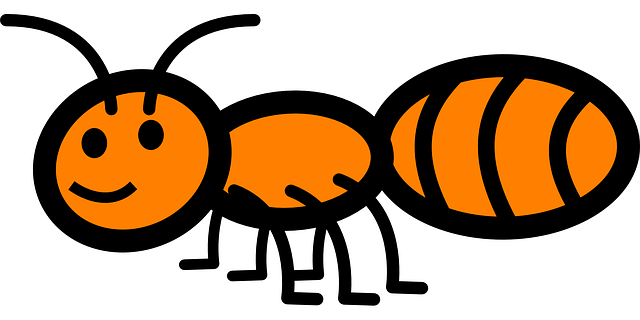 Label The Parts Of An Ant Pdf Worksheet For Kids