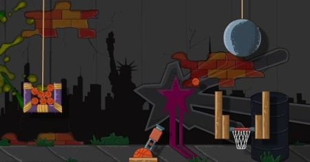 Cannon Basketball   Play it now at Coolmath Games com