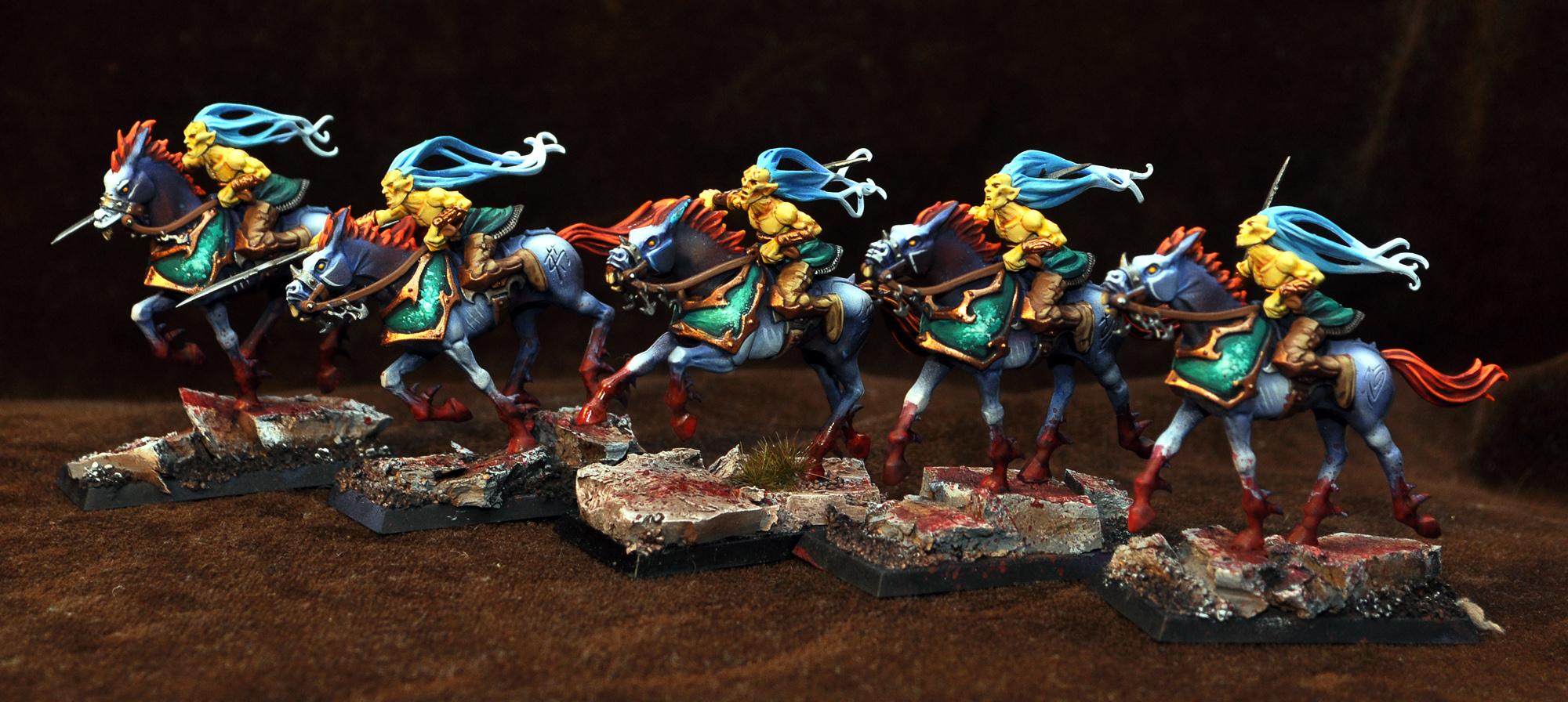 CoolMiniOrNot Doomfire Warlocks By XHaramx
