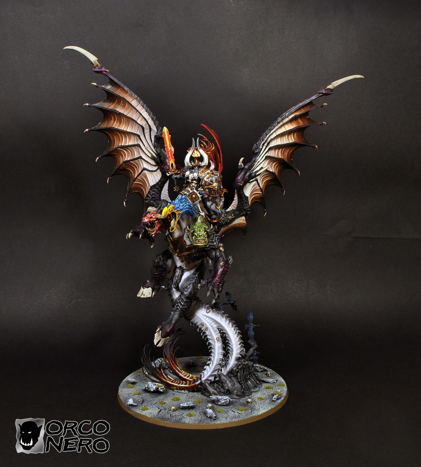 Coolminiornot Archaon Everchosen By Orconero