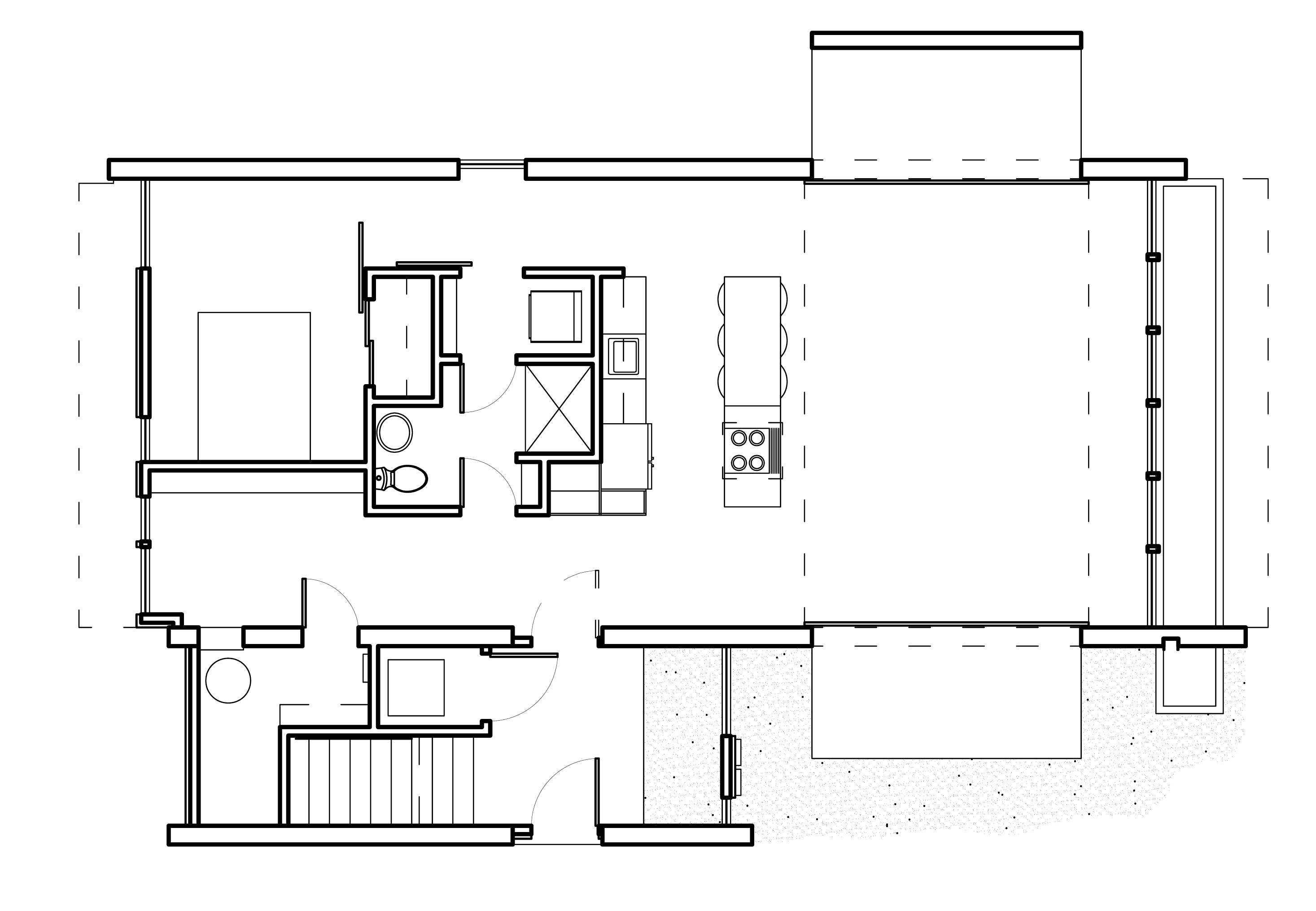 Best Kitchen Gallery: Modern House Plans Contemporary Home Designs Floor Plan 02 of Modern Home Plan Designs  on rachelxblog.com