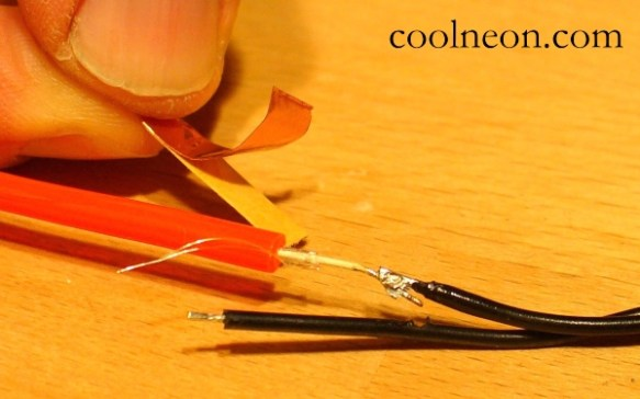 The Ultimate Beginner's Guide To Soldering Cool Neon EL Wire