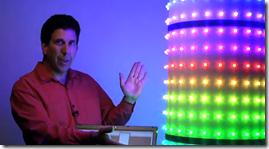 Total Control Lighting - Cool Neon - Benjamin James