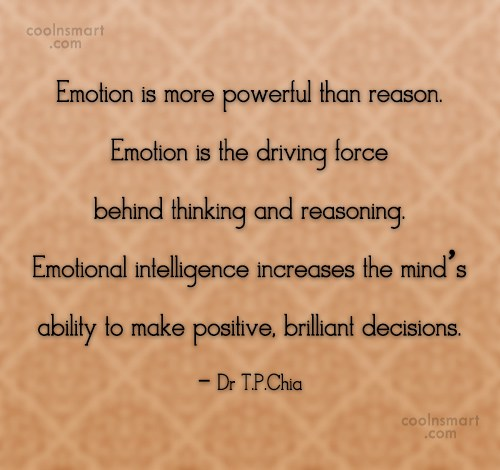 Emotions Quotes: Inspirational Quotes About Emotions