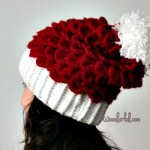 How to Crochet a Slouchy Crocodile  Beret