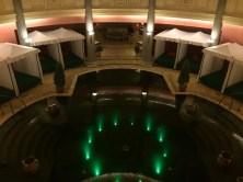 Spa-Tempel mit Pool