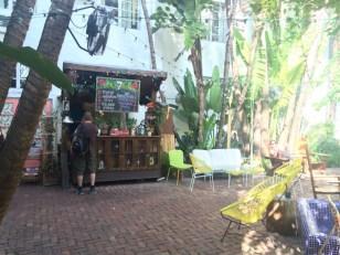 Lounge-Kiosk