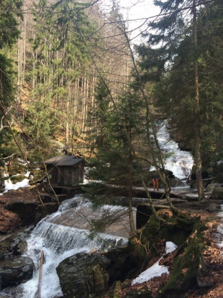 Bodenmais - Rißlochfälle