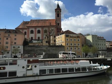 Passau – Pfarrkirche St. Paul